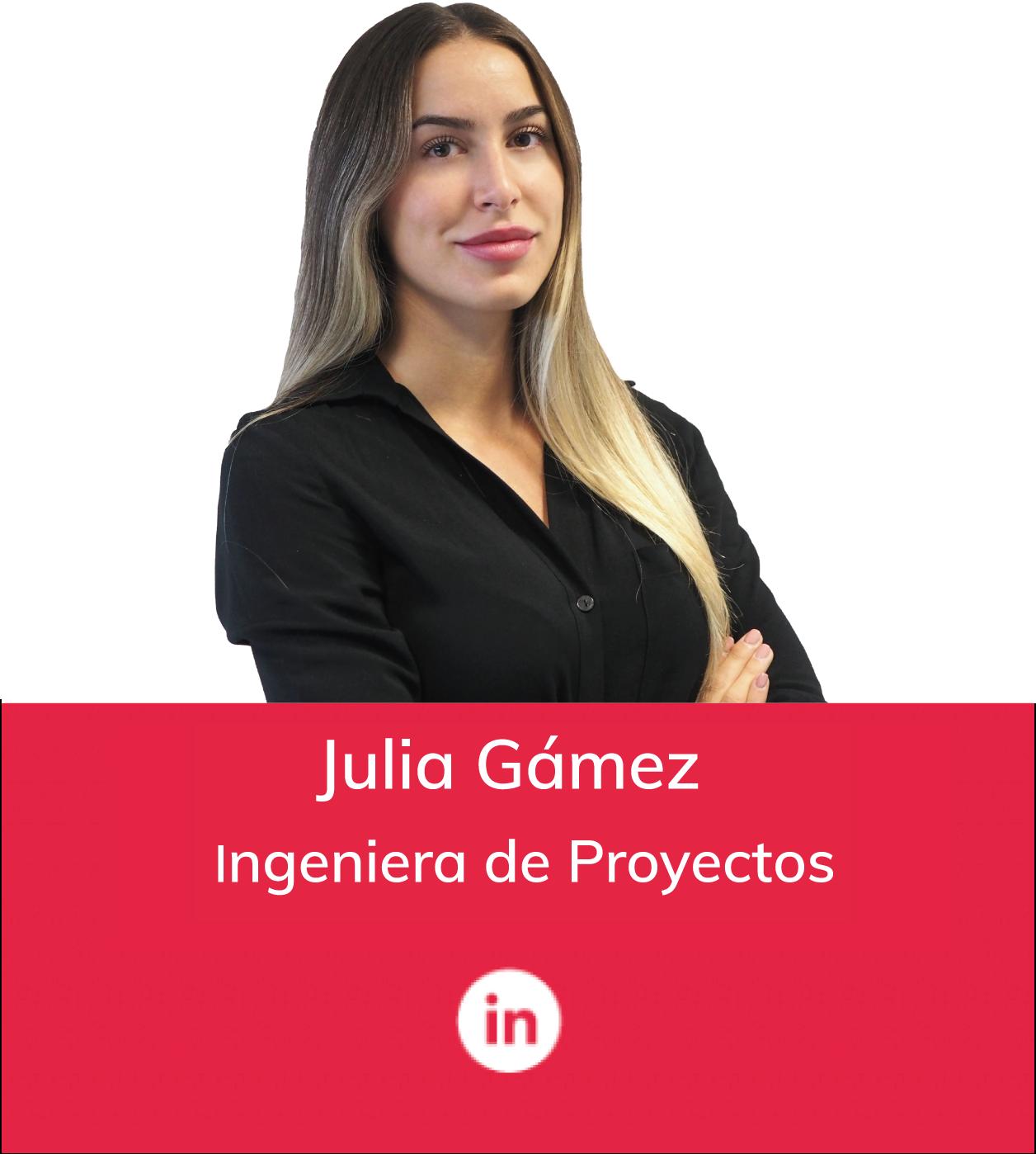 Julia Gámez