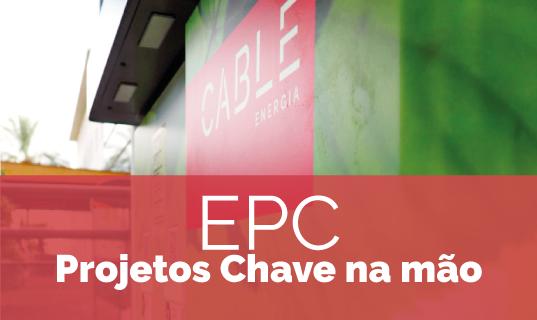 EPC / Projetos Chave na mão