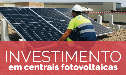 Inversion en plantas fotovoltaicas