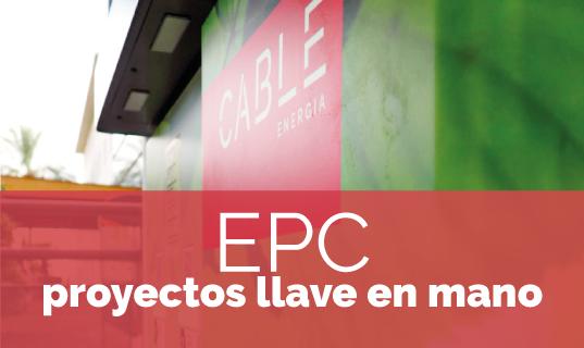 EPC Proyectos Llave en mano