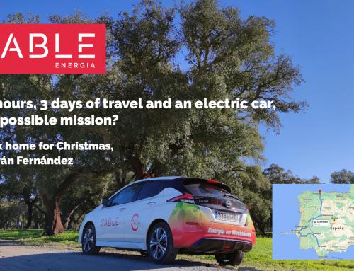 13 horas, 3 días de viaje y un coche eléctrico, ¿misión imposible?