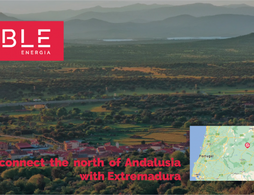 We connect the north of Andalusia with Extremadura