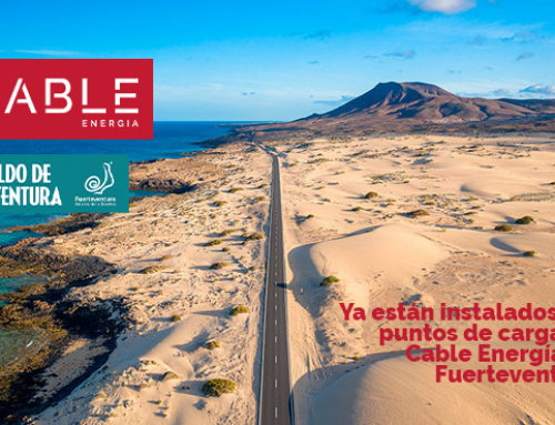 The installation of Cable Energia's project with the Cabildo of Fuerteventura has been completed