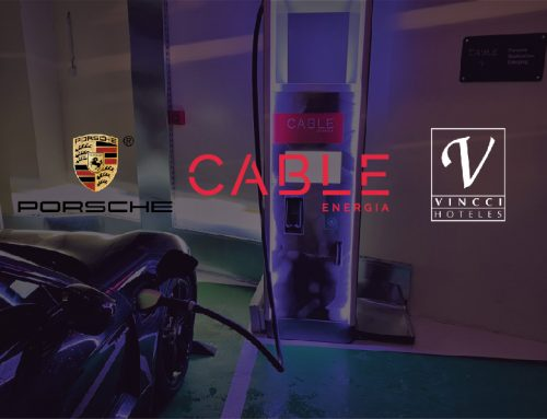 The first charger of the collaboration between Cable Energia and Porsche is now operating in Portugal.