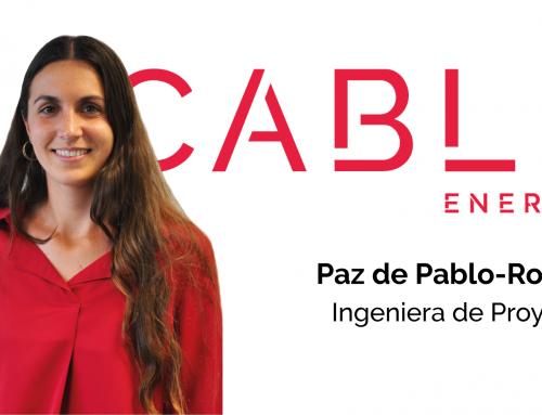 Bienvenida al equipo de Cable Energía