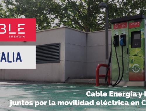 Cable Energía y Nictalia se asocian para impulsar la movilidad eléctrica en el sector servicios catalán