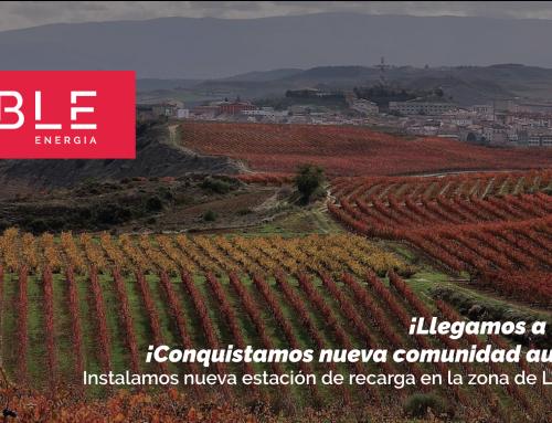 ¡Llegamos a La Rioja! ¡Nuevo punto a 20 minutos de Logroño!