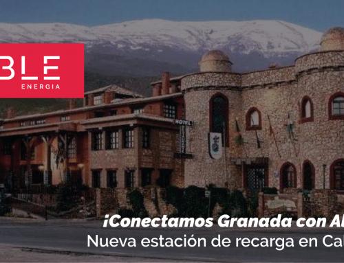 Conectamos Granada con Almería