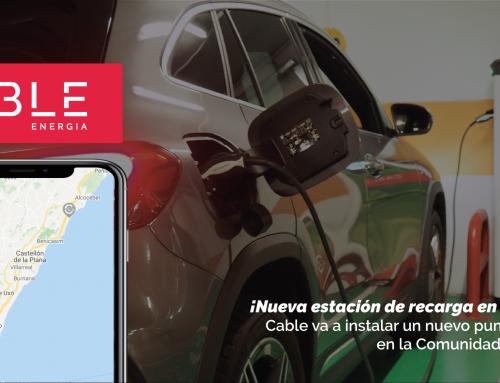 Nueva estación de recarga de Cable en Castellón