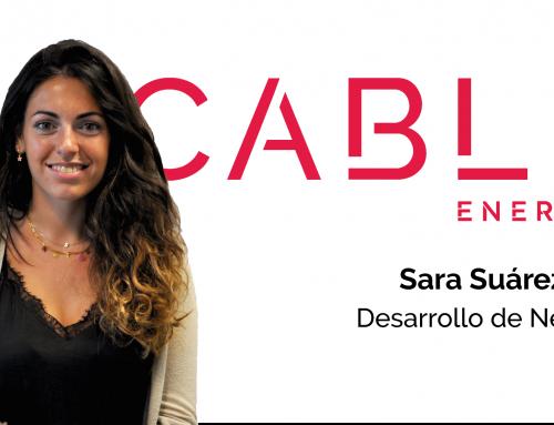 ¡Bienvenida al equipo de Cable Energía!